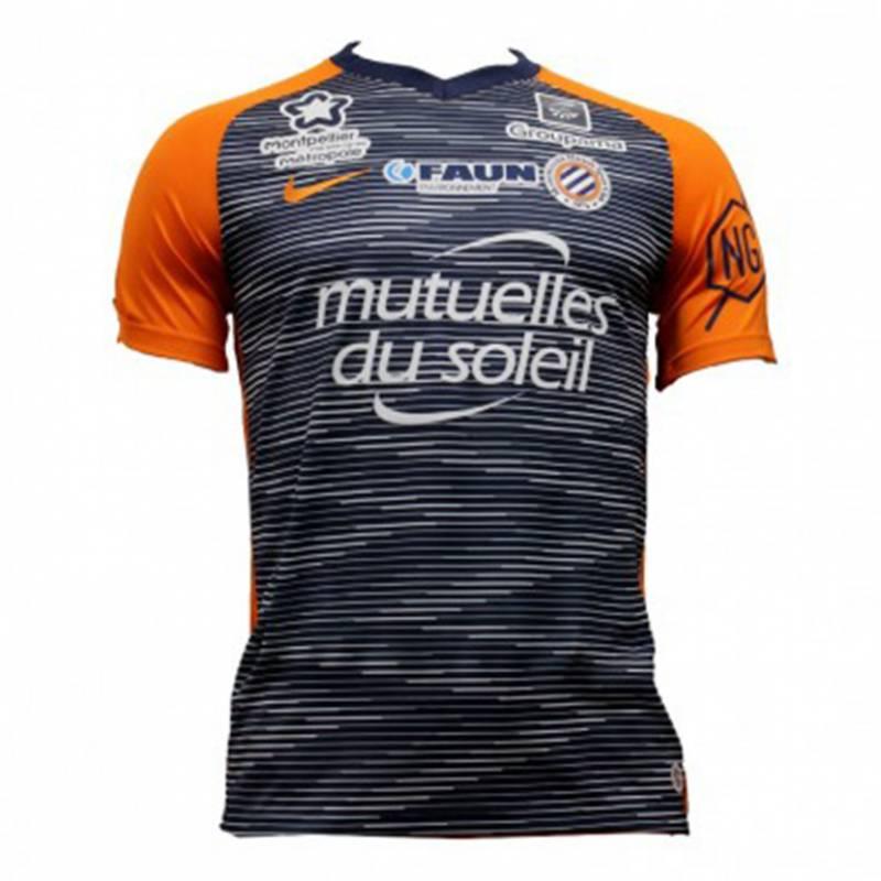Maillot  domicile 2018/2019