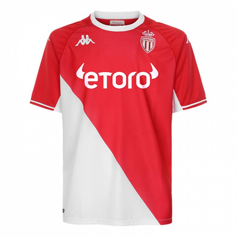 Maillot Monaco domicile 2021/2022