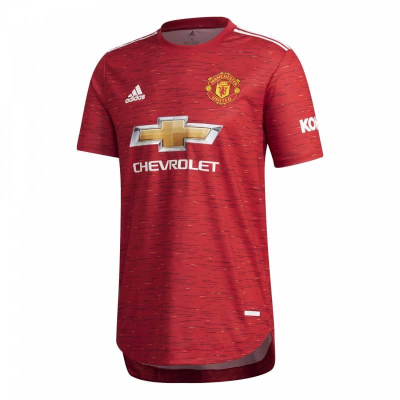 Maillot domicile Manchester United 2021-2022