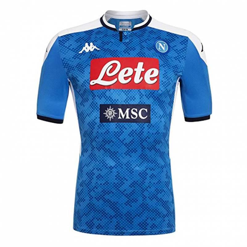 Maillot SSC Naples domicile 2019/2020