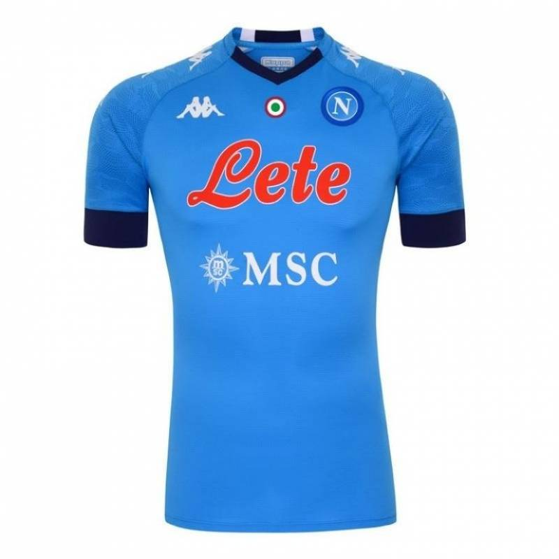 Maillot Napoli domicile 2020/2021