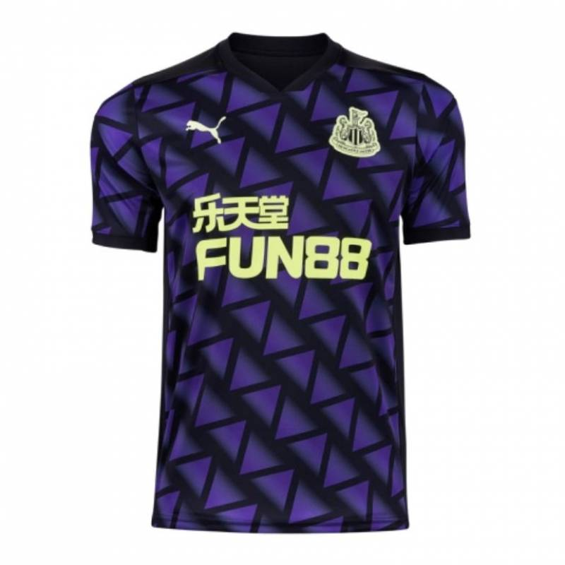 Maillot Newcastle third 2020/2021