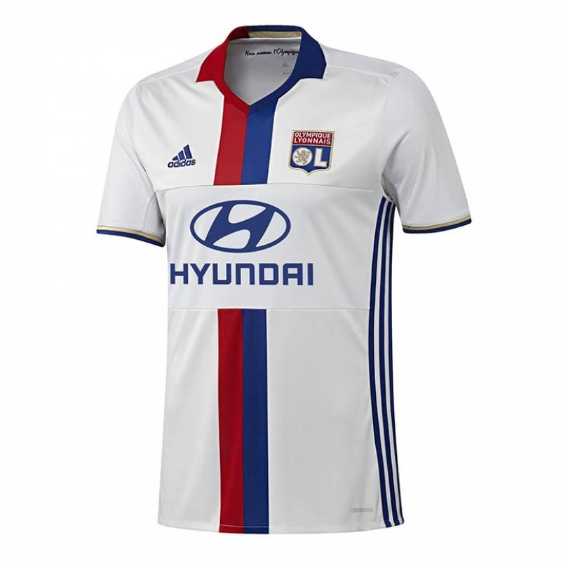 Maillot Olympique Lyonnais domicile 2016/2017