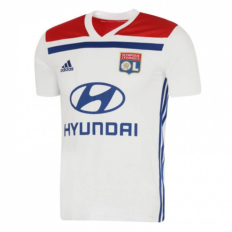 Maillot Lyon domicile 2018/2019