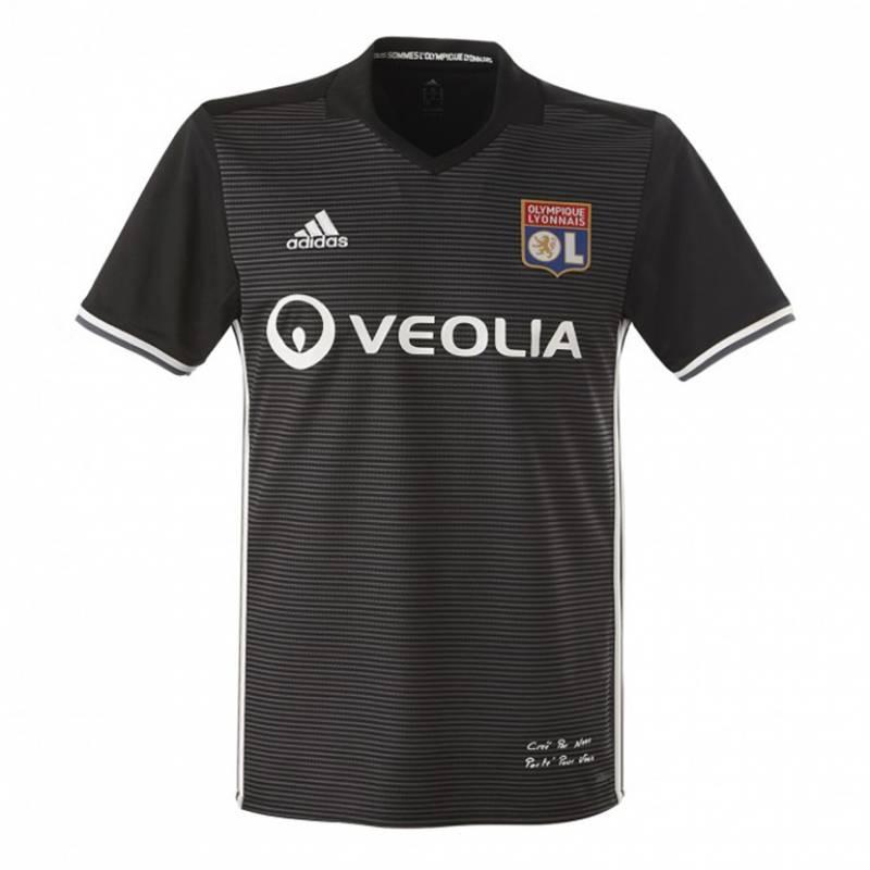 Maillot Olympique Lyonnais third 2017/2018