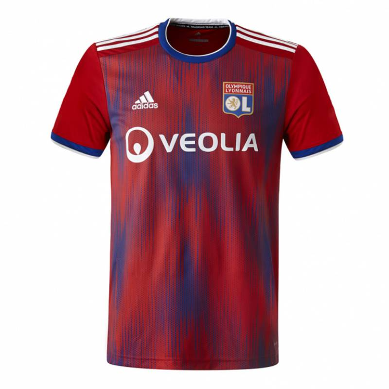 Maillot Olympique Lyonnais third 2019/2020