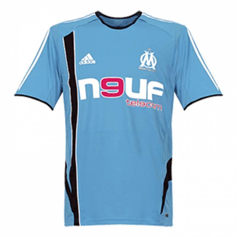 Maillot Olympique Marseille extérieur 2005/2006
