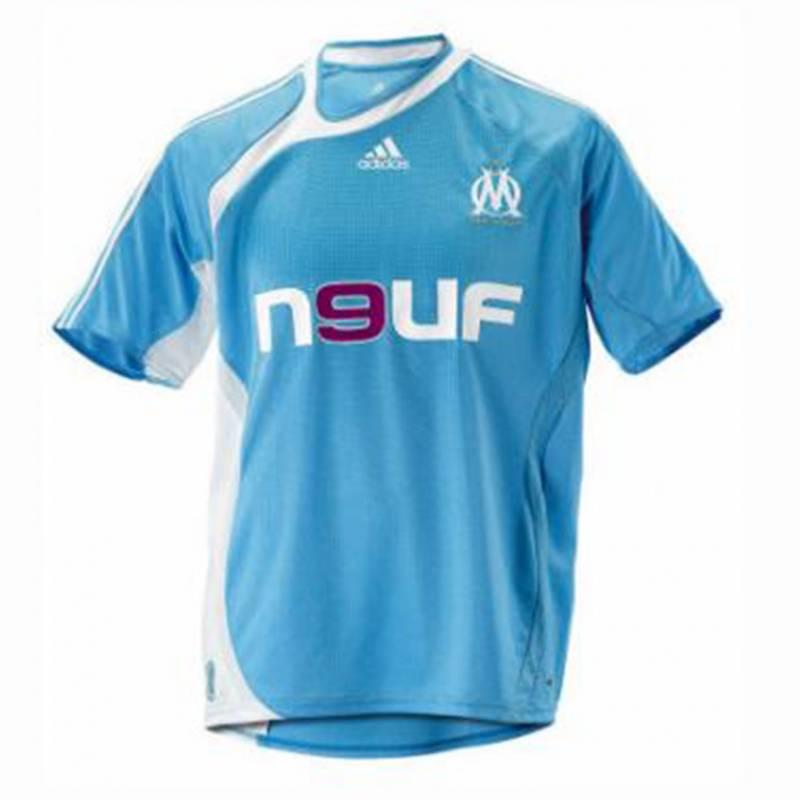 Maillot Olympique Marseille extérieur 2006/2007