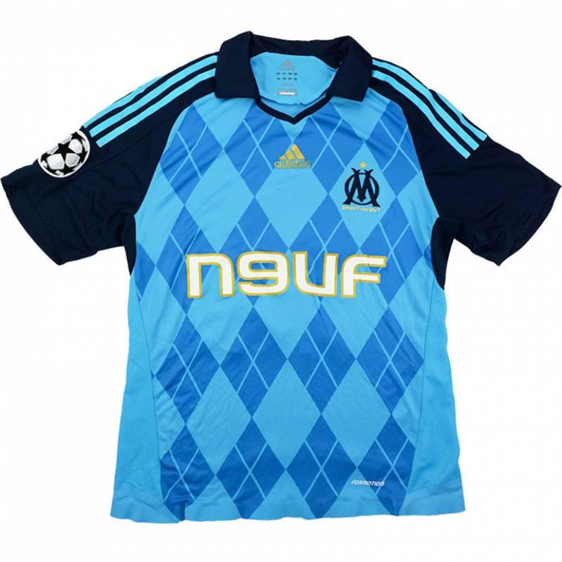Maillot Olympique Marseille extérieur 2008/2009