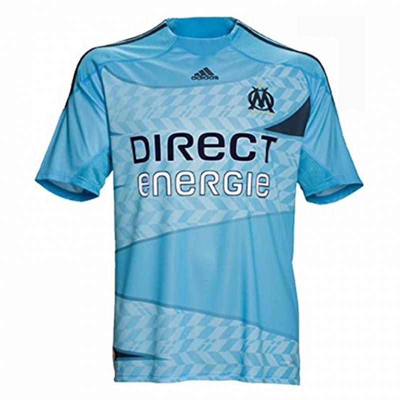 Maillot Olympique Marseille extérieur 2009/2010