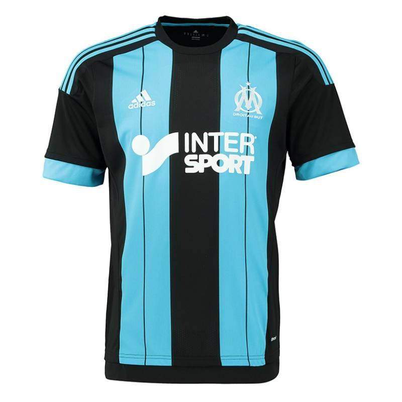 Maillot Marseille extérieur 2015/2016