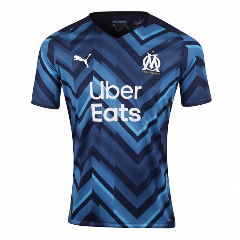 Maillot Marseille extérieur 2021/2022
