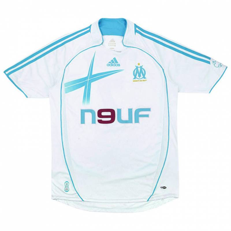 Maillot Olympique Marseille domicile 2016/2017