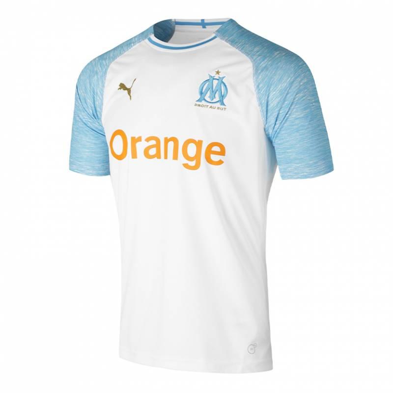 Maillot Marseille domicile 2018/2019