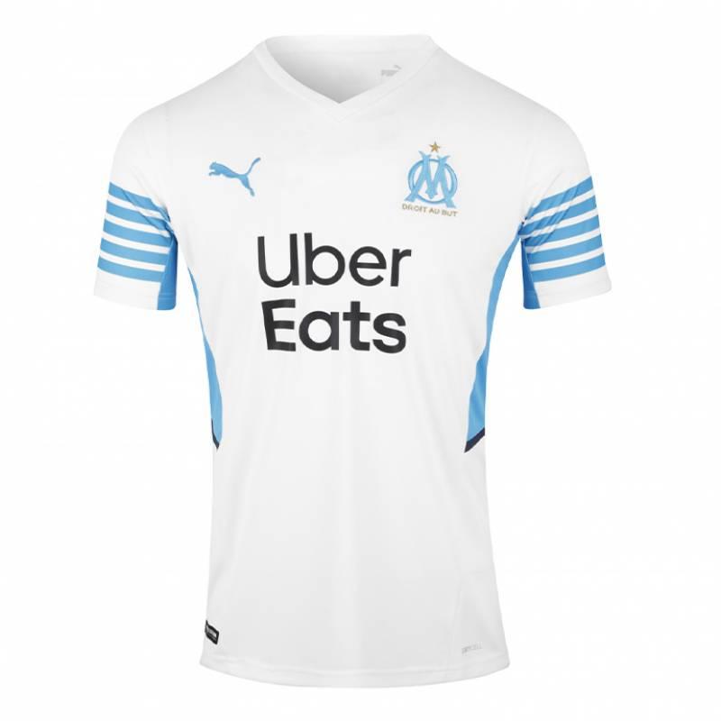 Maillot Marseille domicile 2021/2022