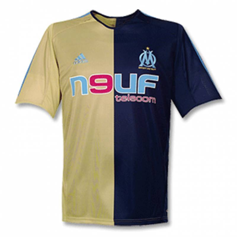 Maillot Olympique Marseille third 2005/2006