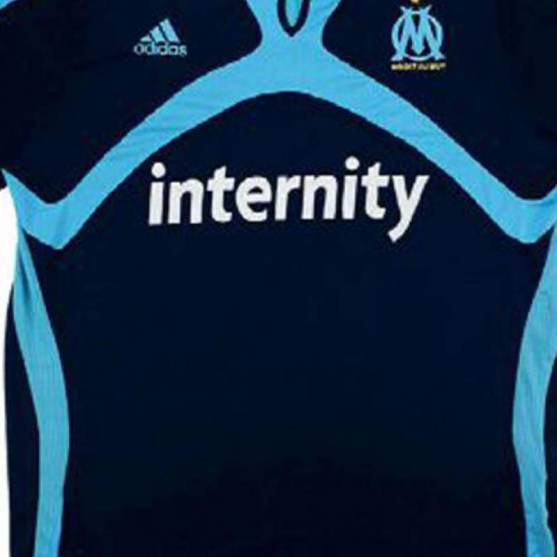 Maillot Olympique Marseille third 2006/2007