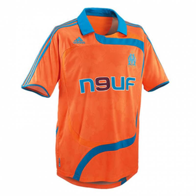 Maillot Olympique Marseille third 2007/2008