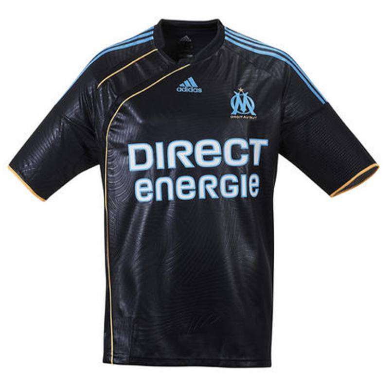 Maillot Olympique Marseille third 2009/2010