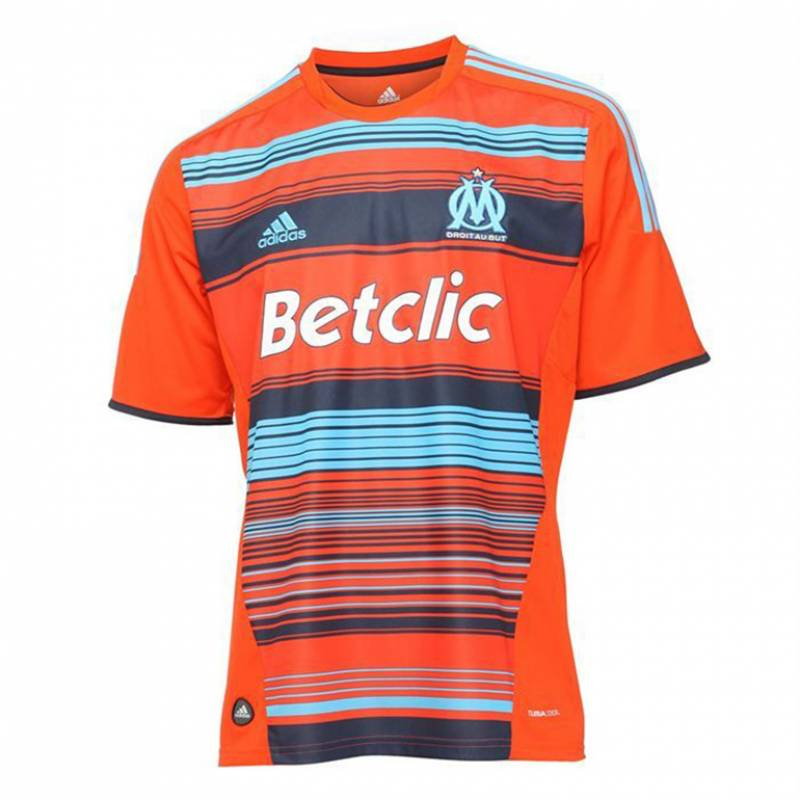 Maillot Olympique Marseille third 2011/2012