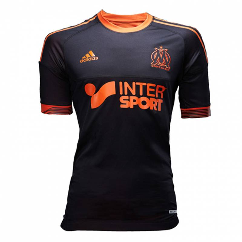 Maillot Olympique Marseille third 2012/2013