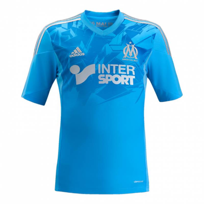 Maillot Olympique Marseille third 2013/2014