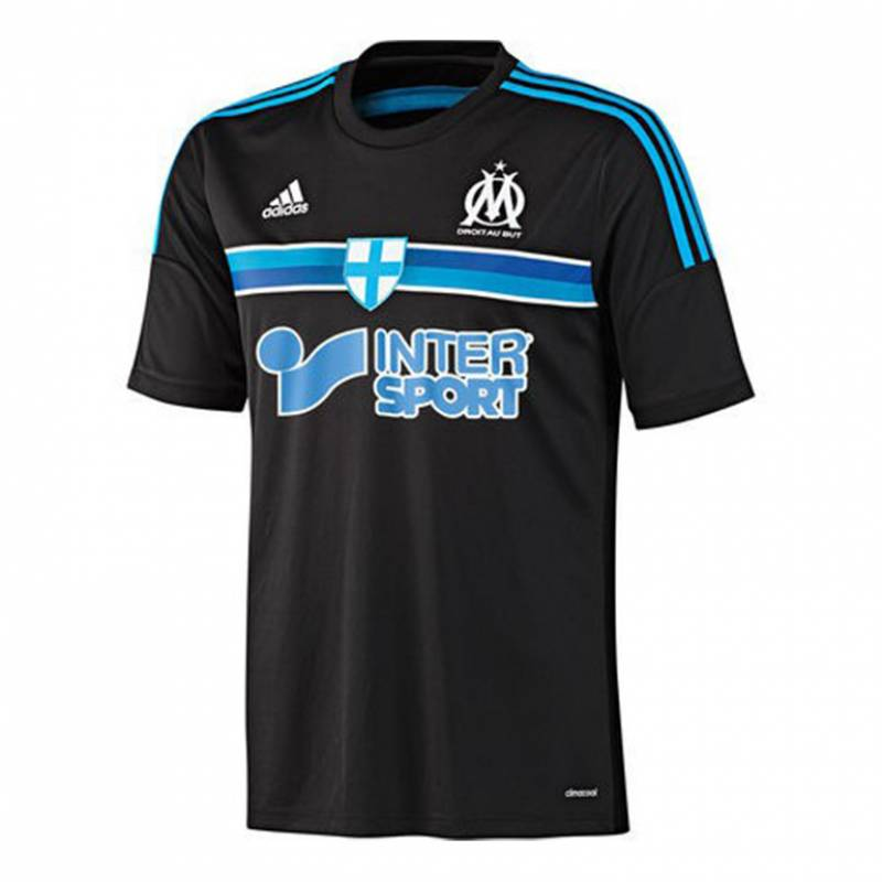 Maillot Olympique Marseille third 2014/2015