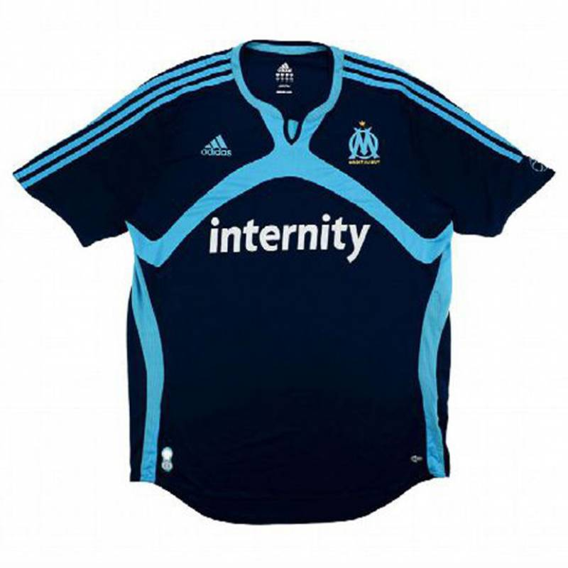 Maillot Olympique Marseille third 2016/2017