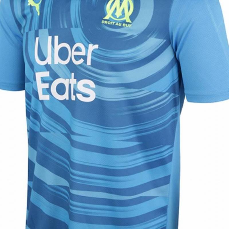 Maillot Marseille third 2020/2021