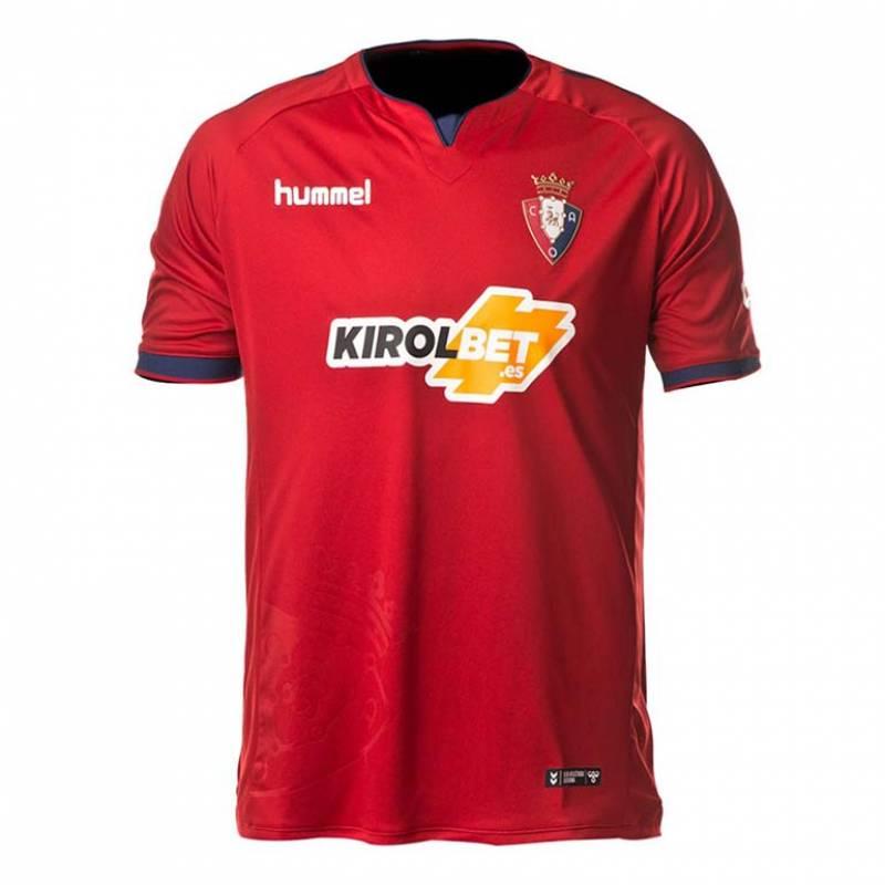 Maillot Osasuna domicile 2018/2019
