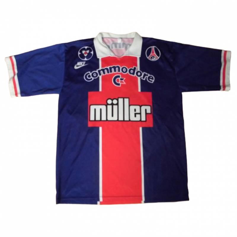 Maillot  extérieur 1991/1992