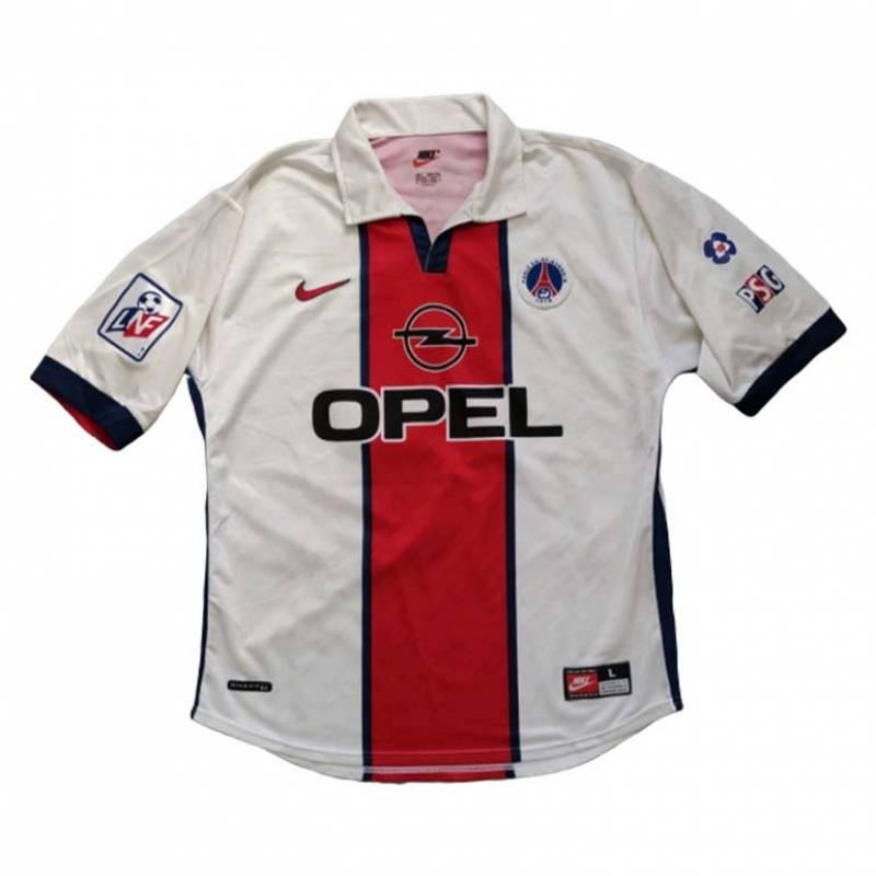 Maillot  extérieur 1998/1999