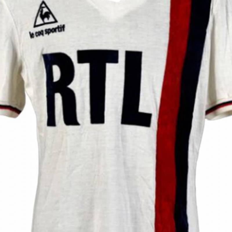 Maillot  domicile 1985/1986