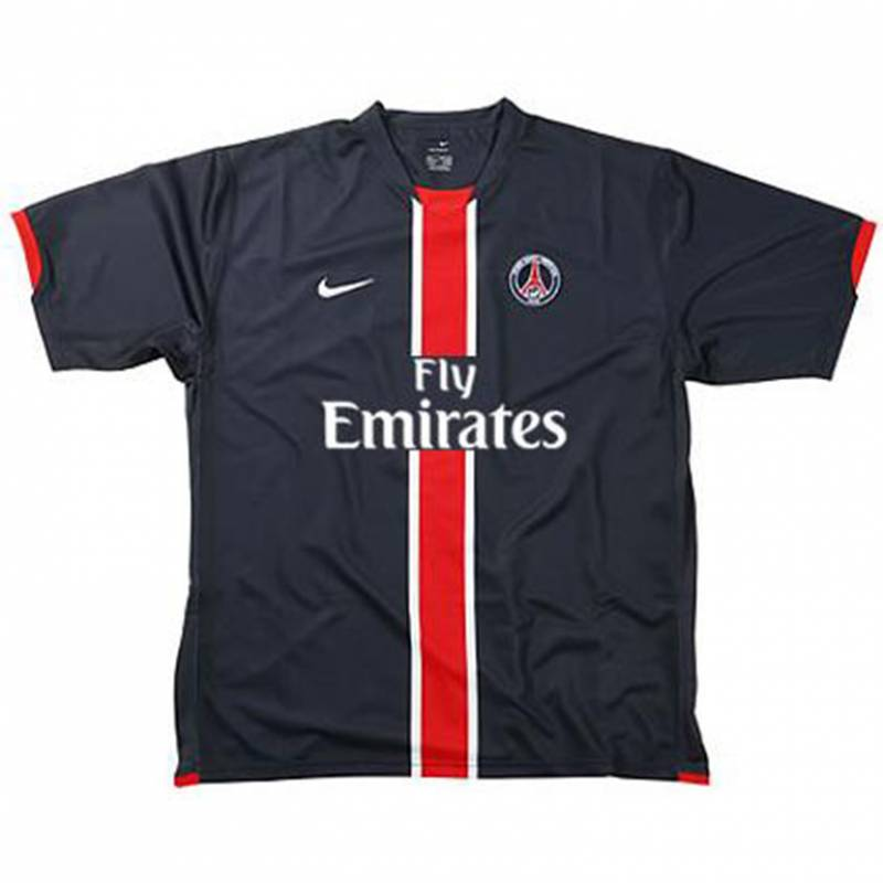Maillot Paris Saint-Germain domicile 2006/2007