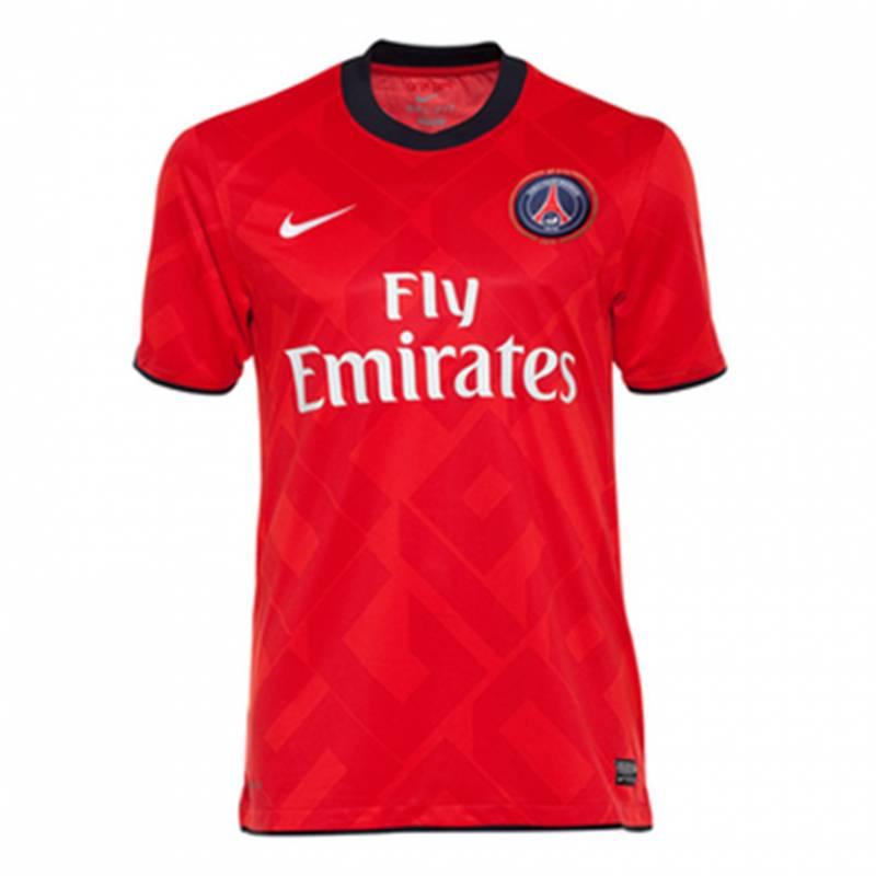 Maillot PSG domicile 2010/2011