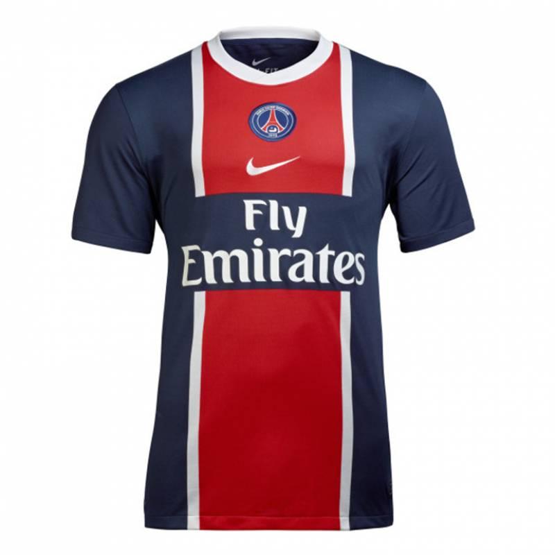 Maillot PSG domicile 2011/2012