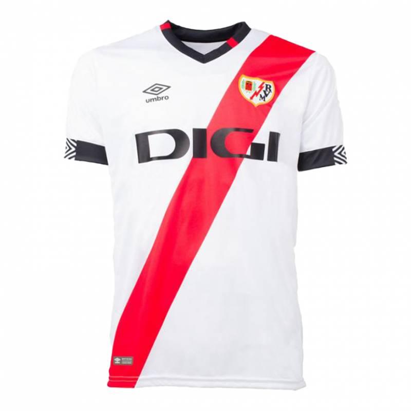 Maillot Vallecano domicile 2021/2022