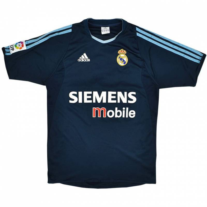 Maillot Real Madrid CF extérieur 2003/2004