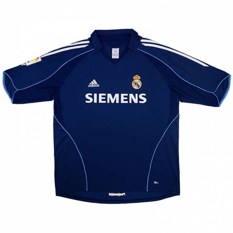 Maillot Real Madrid CF extérieur 2005/2006