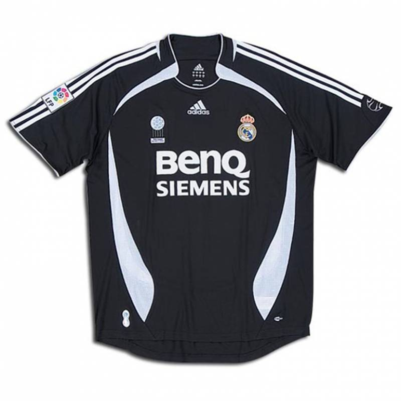 Maillot Real Madrid CF extérieur 2006/2007