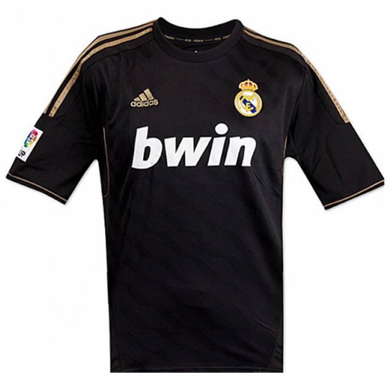 Maillot Real Madrid CF extérieur 2011/2012