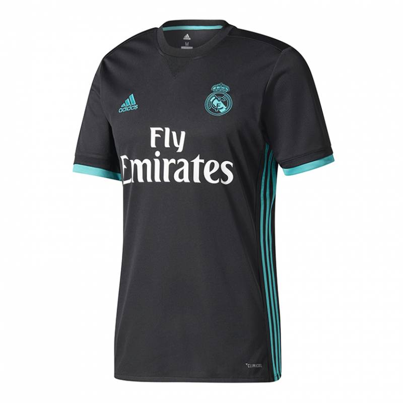 Maillot Real Madrid CF extérieur 2017/2018