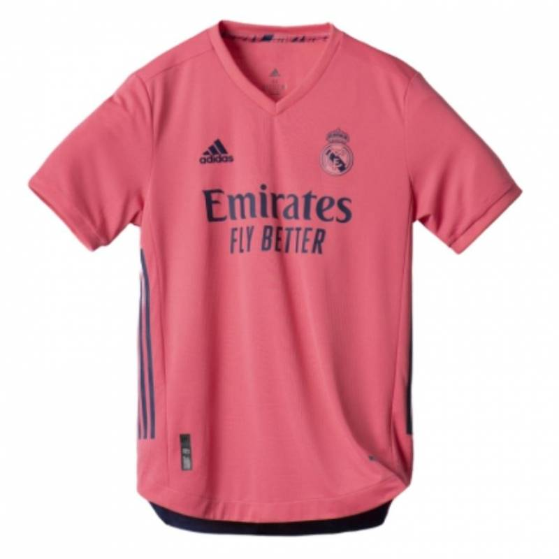 Maillot Real Madrid CF extérieur 2020/2021