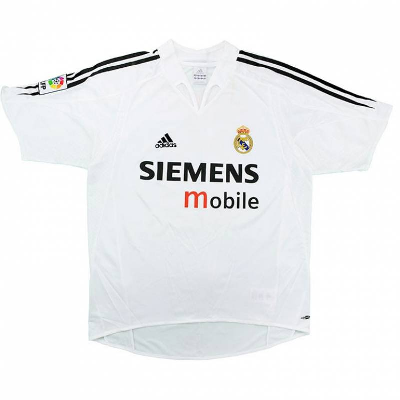 Maillot Real Madrid CF domicile 2004/2005