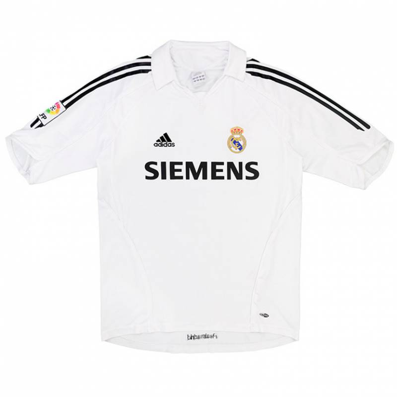 Maillot Real Madrid CF domicile 2005/2006