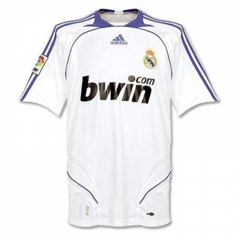 Maillot Real Madrid CF domicile 2007/2008