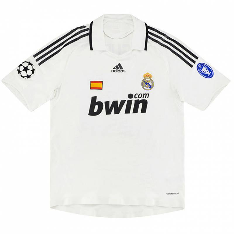 Maillot Real Madrid CF domicile 2008/2009