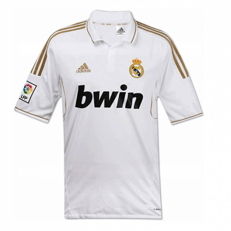 Maillot Real Madrid CF domicile 2011/2012