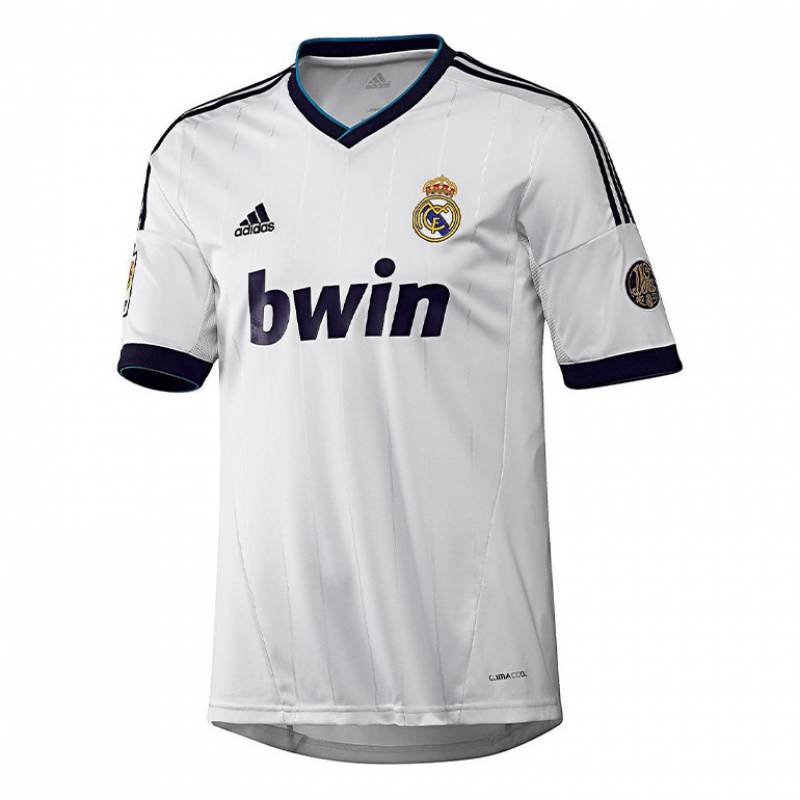 Maillot Real Madrid CF domicile 2012/2013