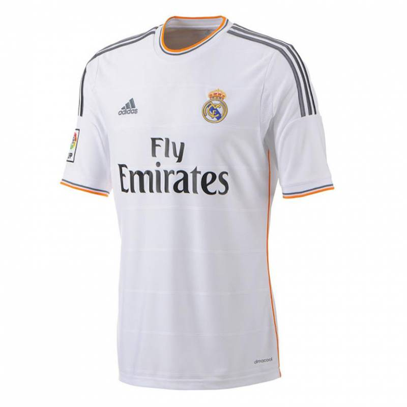 Maillot Real Madrid CF domicile 2013/2014
